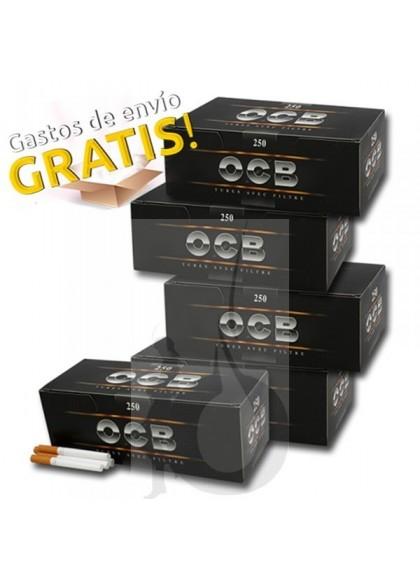 10 CAJAS DE TUBOS OCB 300 (3000 TUBOS)