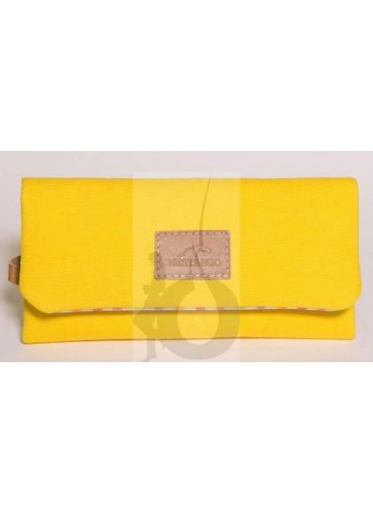 Cartera - Tabaquera Mestango Bubblegum Amarillo