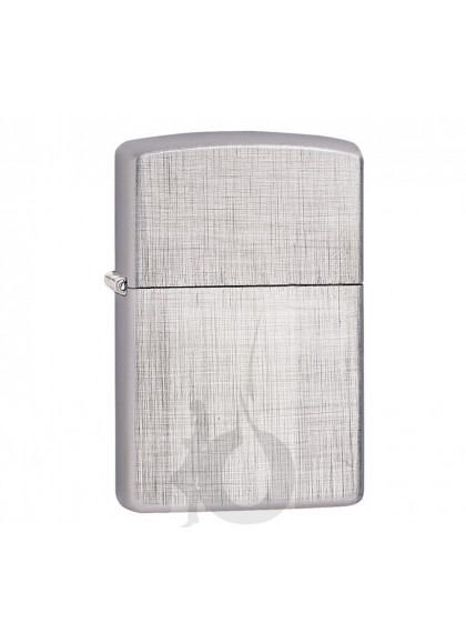 Zippo Linen Weave