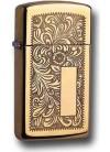 Zippo Venetian HP Brass