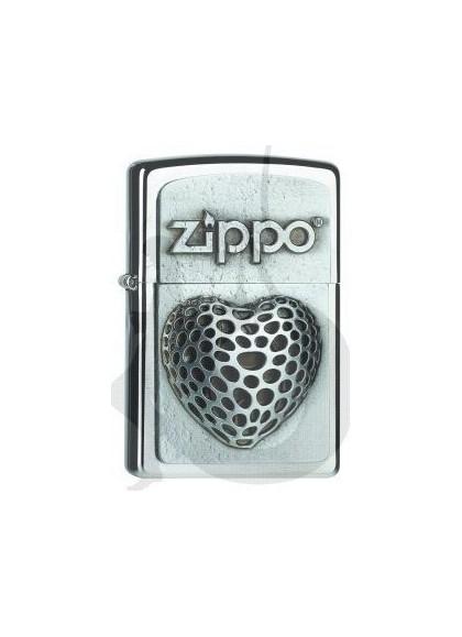 Zippo Open Heart
