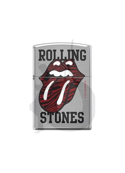Zippo Rolling Stones