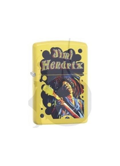 Zippo Jimi Hendrix Lemon