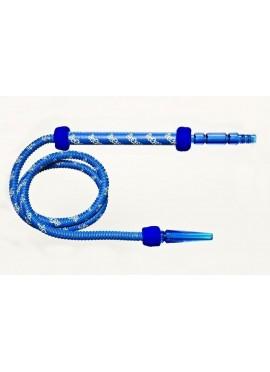 Hookah Manguera Larga Azul de 1,8m para Narguiles