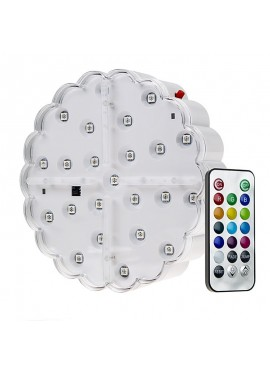 "LED 6"" Multi-Color con 23 LEDs"