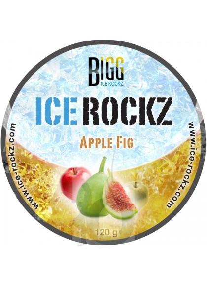 Bigg Ice Rockz Apple Fig 120 g