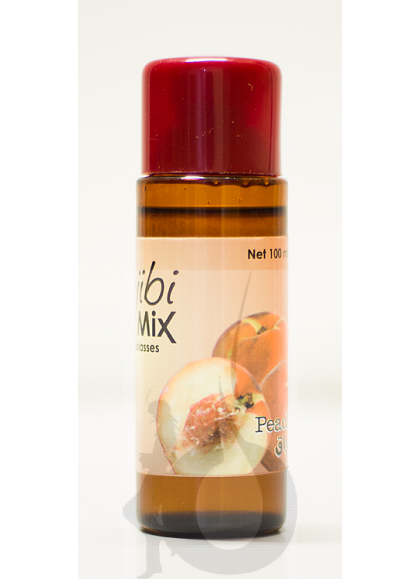 Mujibi Mix Melocotón 100 ml