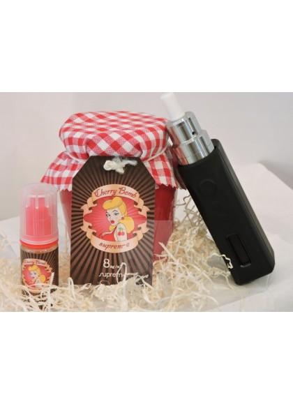 Suprem-e Cherry Bomb (Cerezas Rojas) 10ml