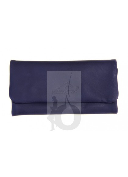 Cartera - Tabaquera Mestango Lounge Piel Azul