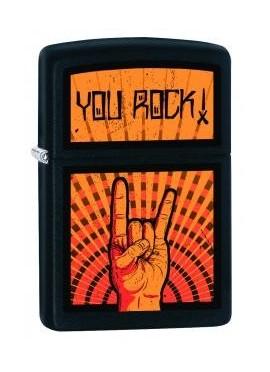 Zippo You Rock