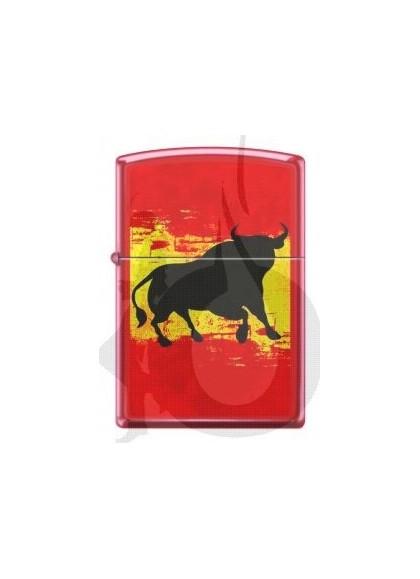 Zippo Grunge Bull