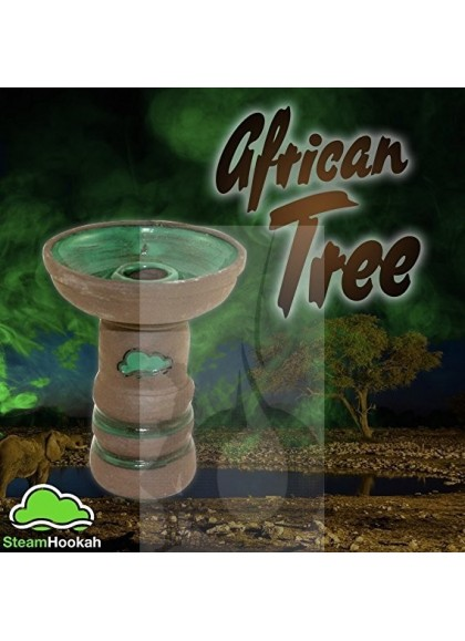 Cazoleta Steam Hookah - African Tree