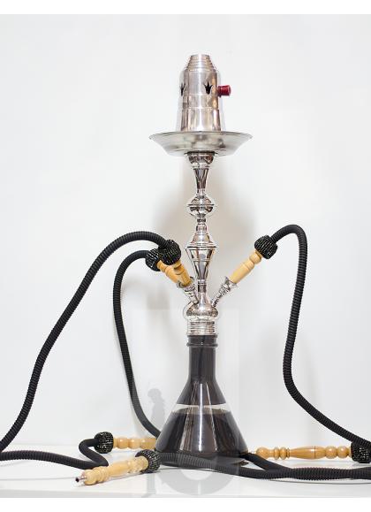 Shisha Aladin Shisha Fata Morgana (68cm y 3 bocas)