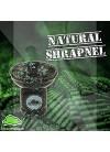 Cazoleta Steam Hookah - Natural Shrapnel