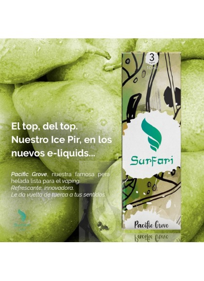 Surfari Pacific Grove (Pera Helada) 10 ml
