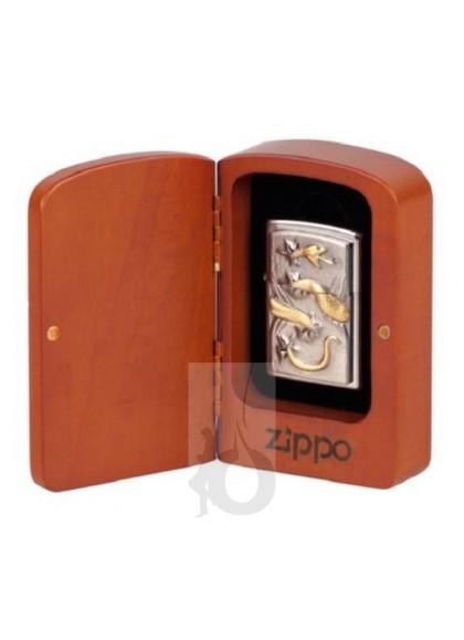 Zippo Golden Snake