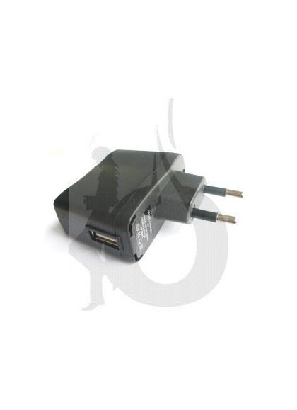 Adaptador Enchufe de Pared USB