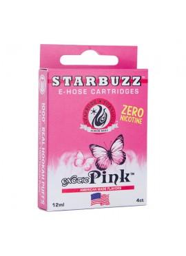4 Cartuchos Starbuzz E-Hose - Exotic Pink