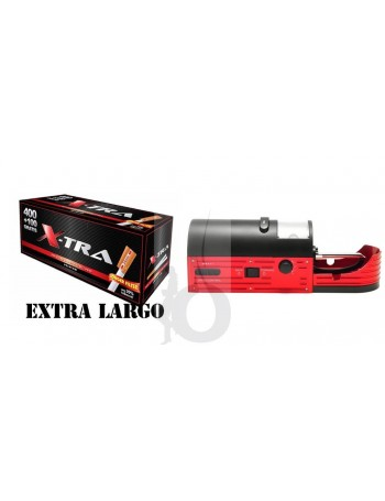 Máquina Pay Pay Easy Roller + 3000 Tubos X-Tra (6 Cajas)