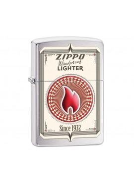 Zippo Trading Card