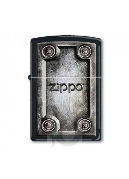 Zippo Metal Panel