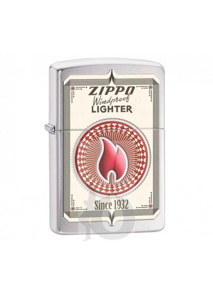 Zippo Victorian Flame