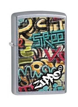 Zippo Logo Graffiti