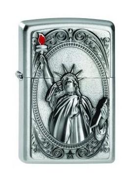 Zippo Lady Liberty