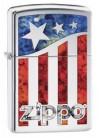 Zippo Bandera USA
