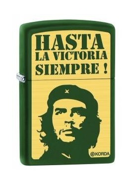 Zippo Che Guevara Green Mate