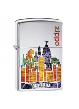 Zippo Madrid in Fuzion
