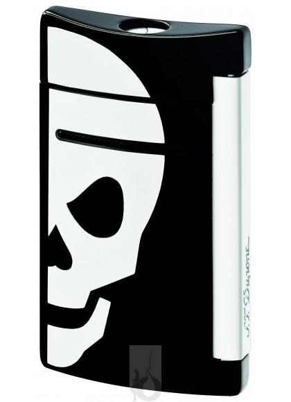 MiniJet Negro y Blanco Calavera