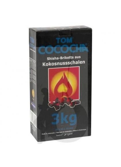 TOM COCOCHA AZUL 3 KG