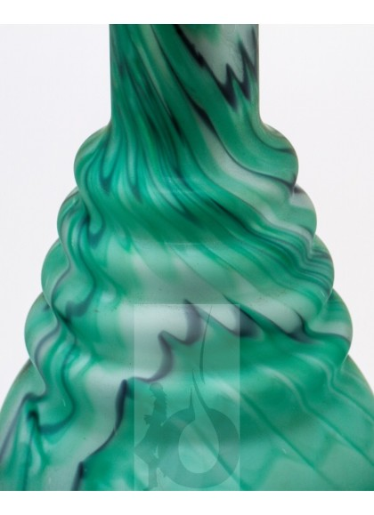 Boost White Green Lava Marble (78 cm)