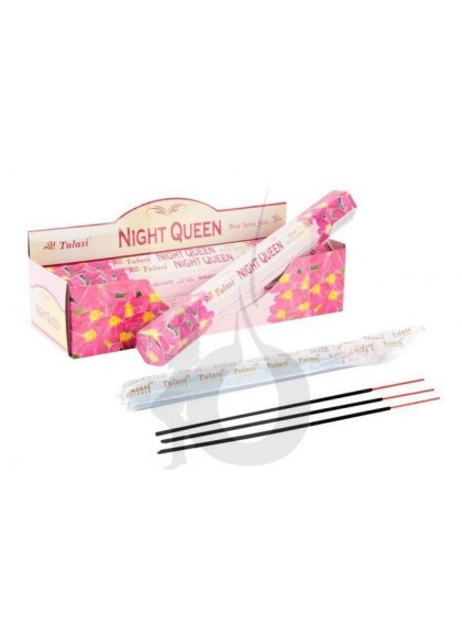 Incienso Aroma Night Queen - Tulasi