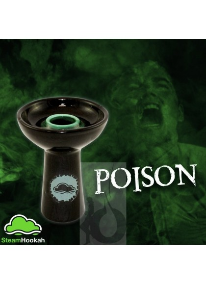 Cazoleta Steam Hookah - Poison