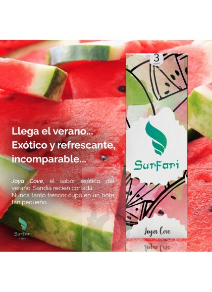 Surfari Joya Cove (Sandía) 10 ml