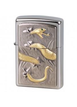 Zippo Golden Snake - Edición Limitada