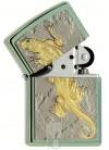 Zippo Golden Lizard- Edición Limitada