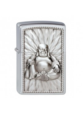 Zippo Budha with 108 Pearls