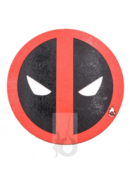 Tapete 3D Sapiens Deadpool