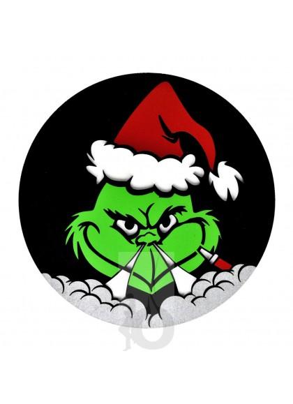 Tapete 3D Sapiens El Grinch - Especial Navidad