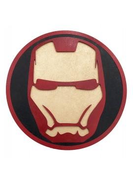 Tapete 3D Sapiens Iron Man