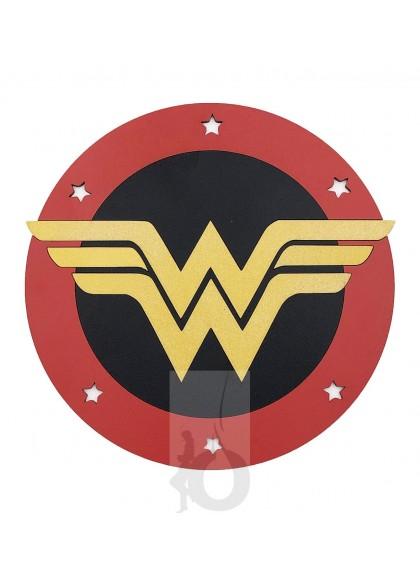 Tapete 3D Sapiens Wonder Woman