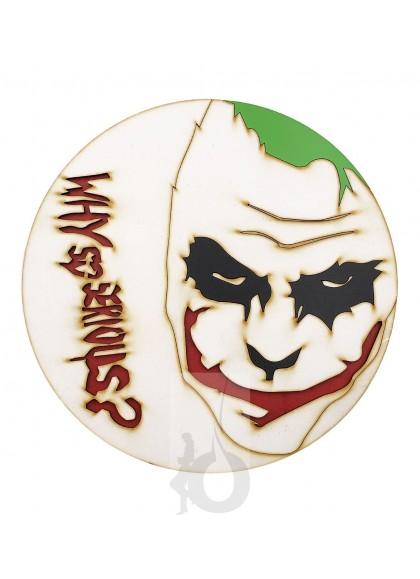 Tapete 3D Sapiens Joker