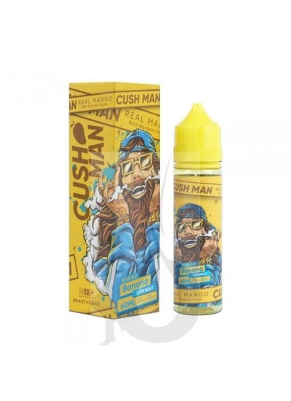 Nasty Juice Cush Man Banana (50 ml)