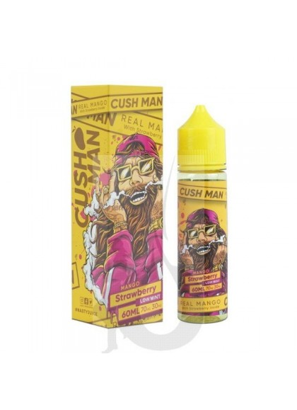 Nasty Juice Cush Man Strawberry (50 ml)