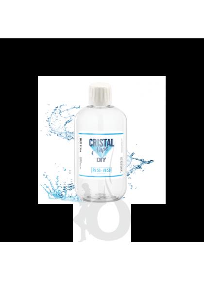 Base Cristal Vape 50/50 (1 litro)