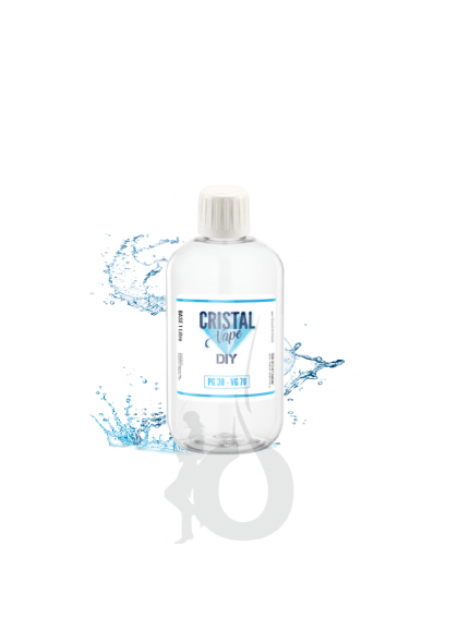 Base Cristal Vape 30/70 (1000ml)