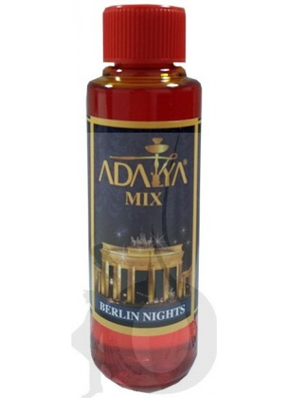 Melaza Adalya Berlin Nights (Melocotón y Menta) 170 ml